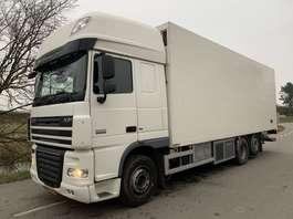 camión frigorífico DAF XF105.460 EEV SSC 6x2 2011