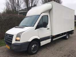 closed box lcv < 7.5 t Volkswagen CRAFTER  2.5 TDI Bakwagen + laadklep, zijdeur , Airco 2007