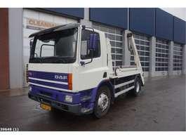 camión contenedor DAF FA 75.270 Manual 1997