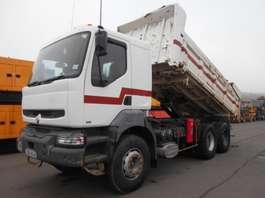tipper truck Renault Kerax 2001