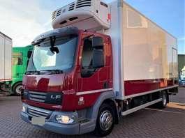 refrigerated truck DAF LF 45.180 koel / vrieswagen 2012