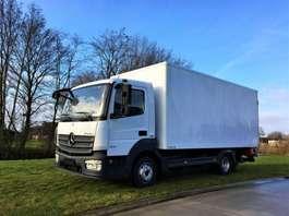 camión de caja cerrada Mercedes Benz Atego  190.000km  Euro6  €33.950 2014