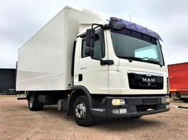 closed box truck MAN Nieuwe motor!! MAN TGL 8.180 €21.900,- 2010