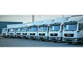 camión de caja cerrada MAN MAN TGL 12.220 €28950,- prachtstaat !!! 2013