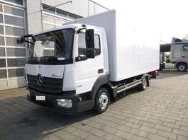 closed box truck Mercedes Benz Atego EURO 6!!! 2014 €31.950 2014