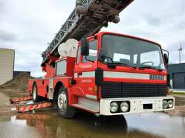 camión de bomberos Renault Unieke ladderwagen!!! ** €9500 excl BTW** 1985