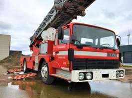 fire truck Renault Unieke ladderwagen!!! ** €9500 excl BTW** 1985