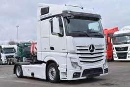 mega-volume tractorhead Mercedes Benz Actros 1845 Lowl. Stream S. Euro 6 ACC Retarder
