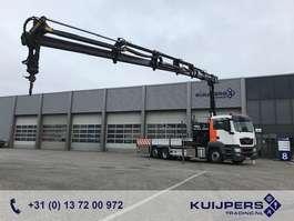 camion della gru MAN TGS 26.400 6X2 BL / CRANE / PALFINGER PK 21000 / 21T/M 2011