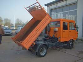 vcl de volquete Multicar M 26 ZHL44 DoKa KIPPER AHK Standheizung 2001