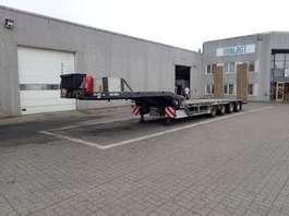 lowloader semi trailer Kel-Berg Med dobbelt ramper 2016