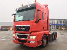 cabeza tractora MAN TGX 26.540 6X2, 90Ton, ADR EXIII 2013