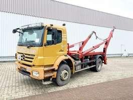 camión de caja móvil Mercedes Benz Axor 1833 K 4x2 Axor 1833 K 4x2 Klima/Sitzhzg. 2008