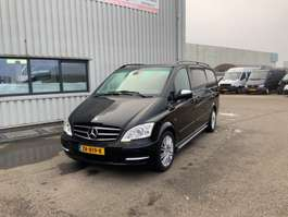 minivan - passenger coach car Mercedes Benz Viano 3.0 CDI Grand Edition Avantgarde Lang Airco,Navi,Cruise, Trekhaak ... 2014
