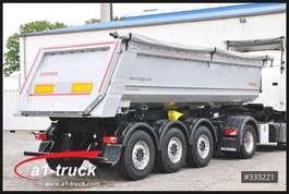 tipper semi trailer Kögel 5x Stahlmulde 24m³ Hardox,  NEU 2020