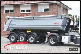 tipper semi trailer Kögel 5x Stahlmulde 24m³ Hardox,  NEU 2019