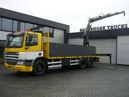 caminhão guindaste DAF CF 75.310 6x2-4 Hiab 166B-3 Hiduo 2006