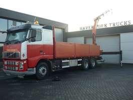 caminhão guindaste Volvo FH 12 440 euro 5 PK 18500C 2007