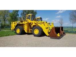wheel loader Komatsu WA600-6