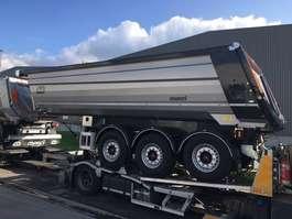 tipper semi trailer Menci kip oplegger 2020