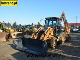 tractopelle Case 590SR-4PS ROK 2004 I 580 JCB 3CX CAT 432 428 VOLVO BL71