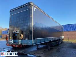sliding curtain semi trailer Schmitz Cargobull SCB*S3T COIL 2016