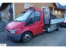 caminhão guindaste Ford Transit 125 T430 w/ Palfinger PK2800B Crane. Rep.o 2004