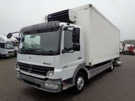 refrigerated truck Mercedes Benz Atego 916 + carrier + lift + euro 4 + 284766KM! 2007