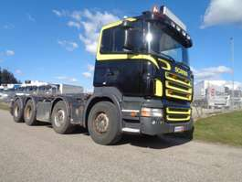 Container-LKW Scania R500 LB 8x4 HNB 2008
