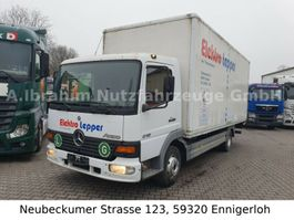 closed box lcv < 7.5 t Mercedes-Benz DB 815 Koffer, LBW, Zustand normal