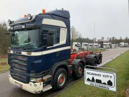 Container-LKW Scania R480 LB 8x2 HNB 49 2008