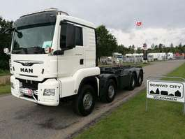 Container-LKW MAN TGS 35.480 BL 2014
