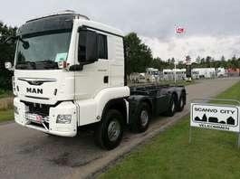 контейнеровоз MAN TGS 35.480 BL 2014
