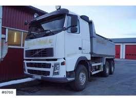 camion à benne basculante Volvo FH520 tipper truck 2006