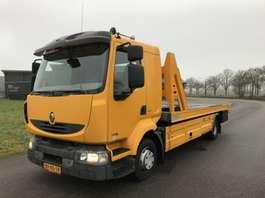camião reboque de recuperação Renault MIDLUM 190-12 ML 2008
