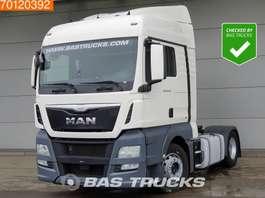 cab over engine MAN TGX 18.440 4X2 XLX Intarder 2x Tanks ACC Euro 6 2015