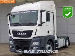 cab over engine MAN TGX 18.440 4X2 XLX ACC Intarder 2x Tanks Euro 6 2015