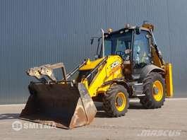backhoe loader JCB 3CX P21 ECO TURBO 2016