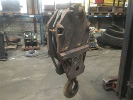 other equipment part Liebherr 17mm-1sheave-16t