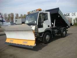 camion à benne basculante aebi multicar AEBI MT750 4X4 WINTERDIENST kipper 6 CIL DEMO 163PK euro6 2020