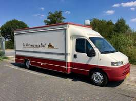 shop trailer lcv Fiat Univan Ducato 2000