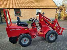 wheel loader Schäffer 217 S 2004
