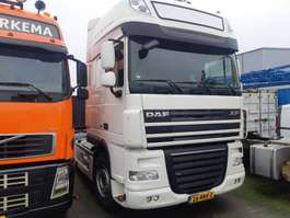 cab over engine DAF FT XF 2013