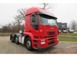 cab over engine Iveco STRALIS 440S43 3 axel Manual 16 gears 2006