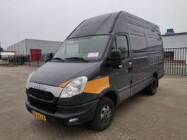 closed lcv Iveco 35C17V Daily 330/H2 | 3.0 liter | Manual 2012