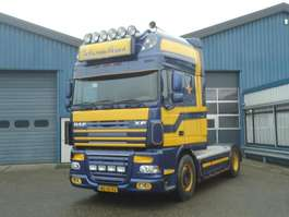 cab over engine DAF FT XF105 Superspacecab Automaat + Intarder Euro 5 2007