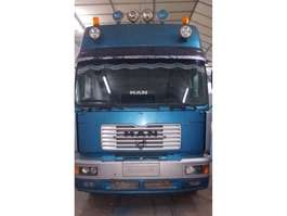 cab over engine MAN Silent Euro 3 2000