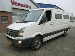 taxi bus Volkswagen Crafter 2.0TDI PKW 9-Sitzer Klima €6450,=