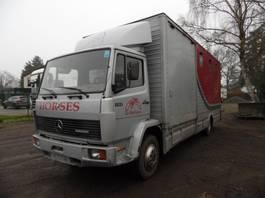 camion à box fermé > 7.5 t Mercedes Benz Ecoliner 1317 1989
