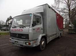 closed box truck > 7.5 t Mercedes Benz Ecoliner 1317 1989
